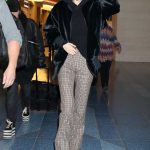 Gigi Hadid Was Spotted at Haneda International Airport in Tokyo 01/26/2018-2