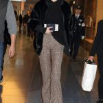 Gigi Hadid Was Spotted at Haneda International Airport in Tokyo 01/26/2018-3