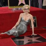 Gillian Anderson Honored with a Star on The Hollywood Walk of Fame in Hollywood 01/08/2018-3