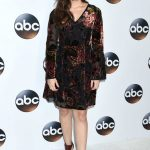 Hayley Orrantia at Disney ABC TCA Winter Press Tour in Pasadena 01/08/2018-2