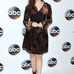 Hayley Orrantia at Disney ABC TCA Winter Press Tour in Pasadena 01/08/2018-3