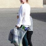 Hilary Duff Out Shopping at Big 5 Sporting Goods in LA 01/15/2018-3