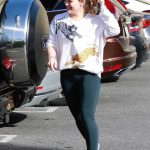 Hilary Duff Out Shopping at Big 5 Sporting Goods in LA 01/15/2018-4