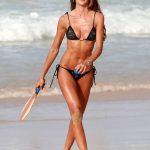 Izabel Goulart in Bikini at the Beach in Fernando de Noronha, Brazil 12/30/2017-2