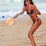 Izabel Goulart in Bikini at the Beach in Fernando de Noronha, Brazil 12/30/2017-3