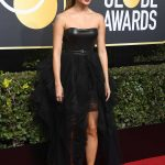 Jamie Chung at the 75th Annual Golden Globe Awards in Beverly Hills 01/07/2018-2