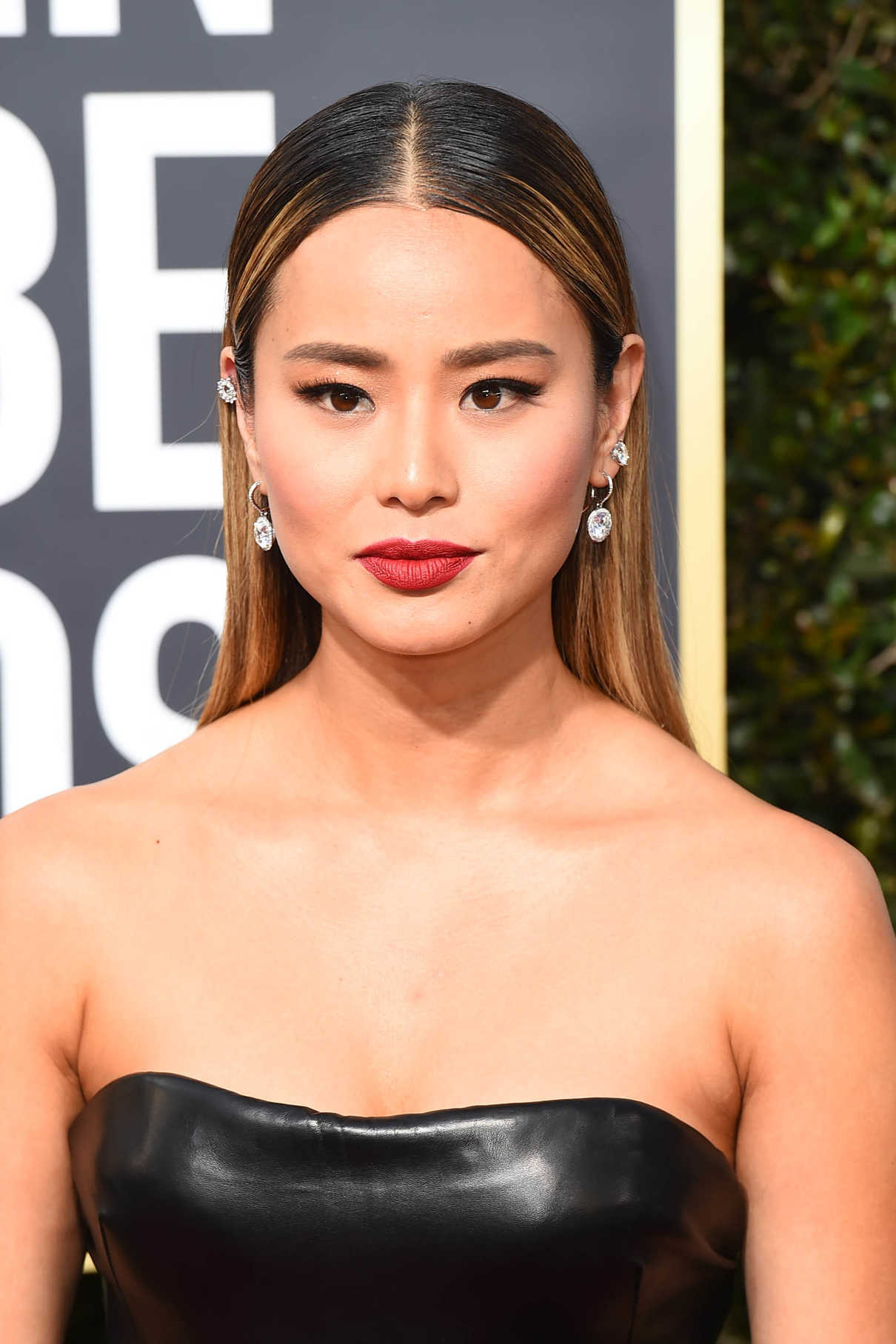 Jamie Chung at the 75th Annual Golden Globe Awards in Beverly Hills 01/07/2018-5