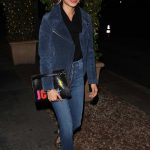 Jamie Chung Has a Dinner at Madeo Italian Restaurant in West Hollywood 01/18/2018-2