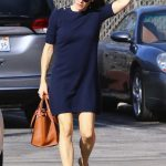 Jennifer Garner Leaves Sunday Service in Pacific Palisades 01/14/2018-2