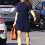 Jennifer Garner Leaves Sunday Service in Pacific Palisades 01/14/2018-4