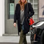 Jessica Alba Does Some Shopping at Fred Segal in West Hollywood 01/19/2018-2