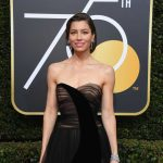 Jessica Biel at the 75th Annual Golden Globe Awards in Beverly Hills 01/07/2018-4
