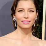 Jessica Biel at the 75th Annual Golden Globe Awards in Beverly Hills 01/07/2018-5