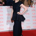 Jodie Whittaker at the 24th National Television Awards in London 01/24/2018-2