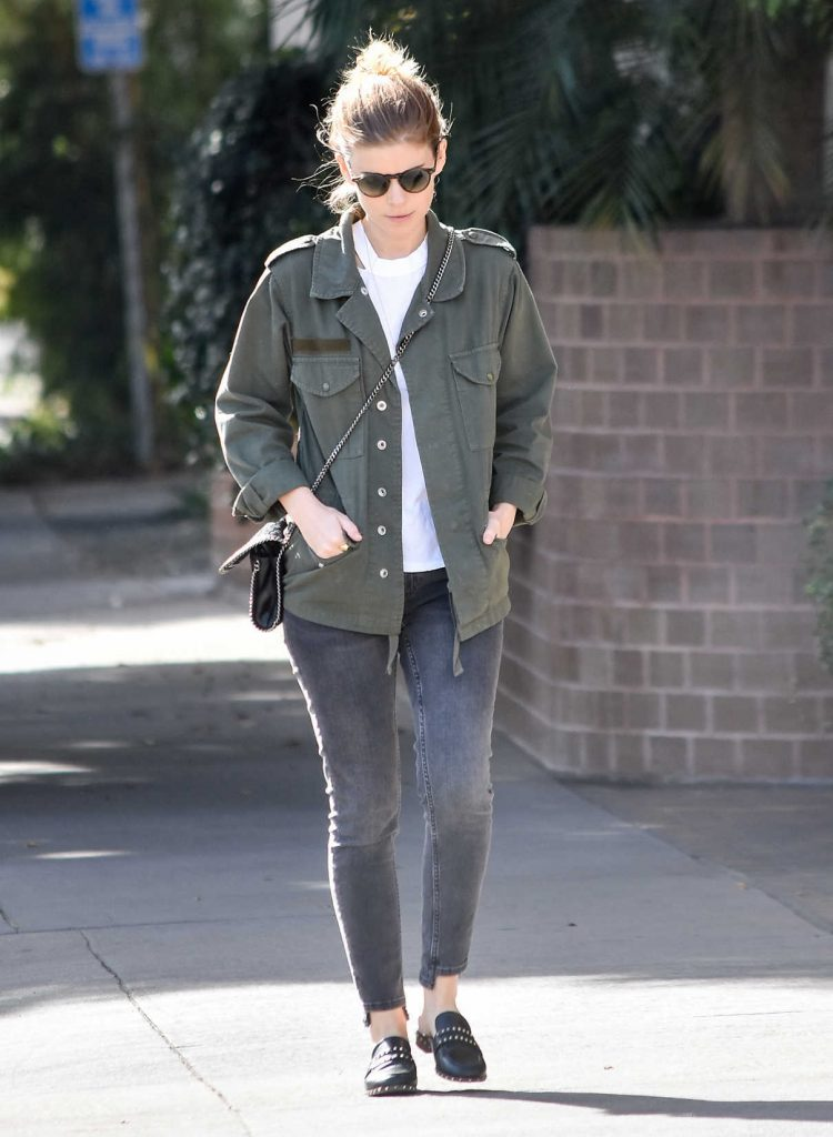Kate Mara Was Seen Out in Los Angeles 01/29/2018-1