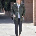 Kate Mara Was Seen Out in Los Angeles 01/29/2018-2