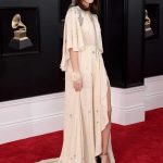 Lana Del Rey at the 60th Annual Grammy Awards at Madison Square Garden in New York City 01/28/2018-4