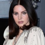 Lana Del Rey at the 60th Annual Grammy Awards at Madison Square Garden in New York City 01/28/2018-5
