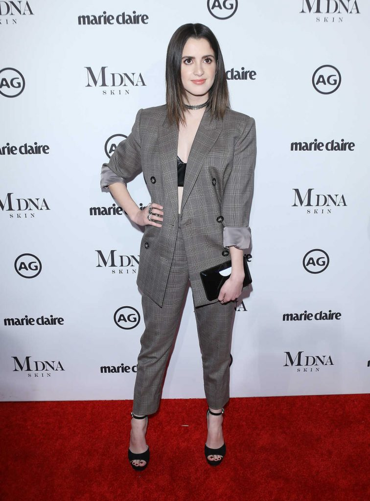 Laura Marano at the Marie Claire Image Makers Awards in Los Angeles 01/11/2018-1