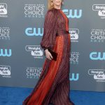 Leslie Mann at the 23rd Annual Critics' Choice Awards in Santa Monica 01/11/2018-2