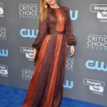 Leslie Mann at the 23rd Annual Critics' Choice Awards in Santa Monica 01/11/2018-3