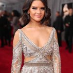 Maren Morris at the 60th Annual Grammy Awards at Madison Square Garden in New York City 01/28/2018-3