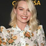 Margot Robbie at 2018 G'Day USA Los Angeles Black Tie Gala at the InterContinental in Los Angeles 01/27/2018-5