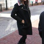 Mila Kunis Gets a Tour of the Harvard Campus in Cambridge 01/25/2018-3