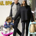 Mila Kunis Takes Her Daughter to Art Class in Studio City 01/09/2018-3