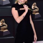 Miley Cyrus at the 60th Annual Grammy Awards at Madison Square Garden in New York City 01/28/2018-7