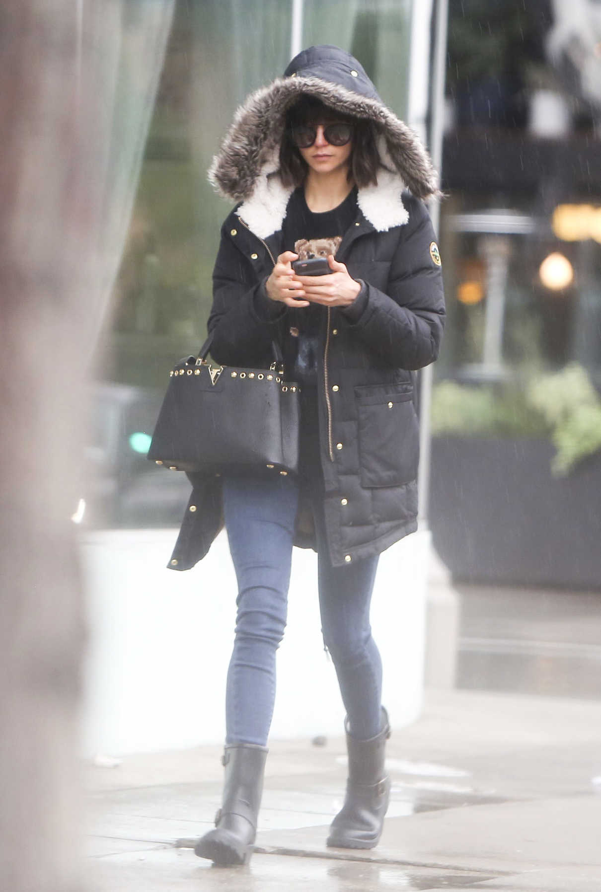 Nina Dobrev Was Spotted Out in Los Angeles on Her 29th Birthday 01/09/2018-2