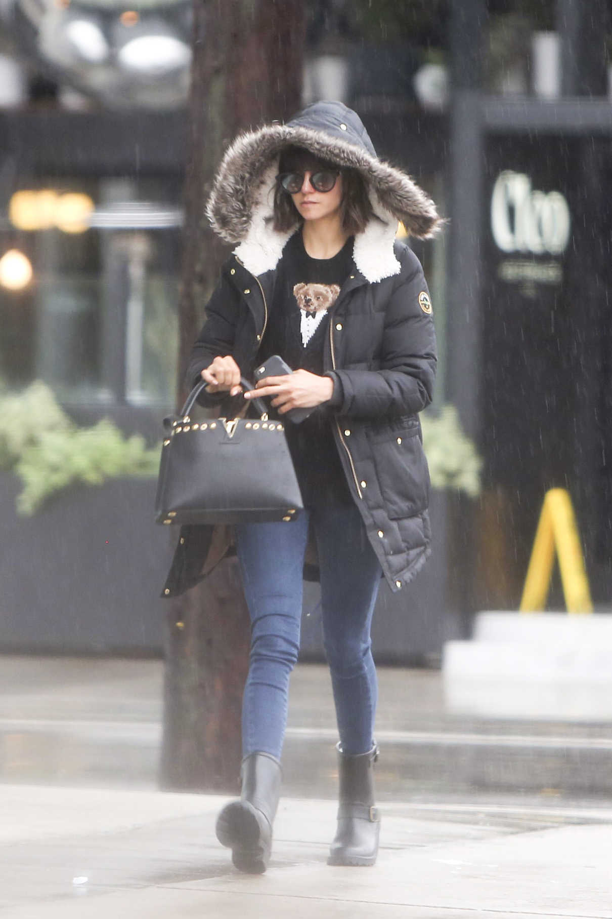Nina Dobrev Was Spotted Out in Los Angeles on Her 29th Birthday 01/09/2018-4