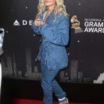 Rita Ora at the Delta Airlines Celebrates 2018 Grammy Weekend Event in New York City 01/25/2018-2