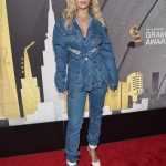Rita Ora at the Delta Airlines Celebrates 2018 Grammy Weekend Event in New York City 01/25/2018-3