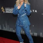 Rita Ora at the Delta Airlines Celebrates 2018 Grammy Weekend Event in New York City 01/25/2018-4