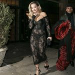 Rita Ora Leaves a Grammys After Party in NYC 01/28/2018-3