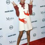 Yara Shahidi at the Marie Claire Image Makers Awards in Los Angeles 01/11/2018-2