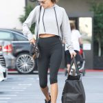 Alessandra Ambrosio Goes Shopping Out in Santa Monica 01/31/2018-3