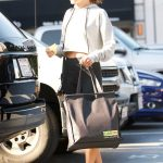 Alessandra Ambrosio Goes Shopping Out in Santa Monica 01/31/2018-4