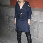 Bebe Rexha at the Marc Jacobs Fashion Show During New York Fashion Week in New York City 02/14/2018-2