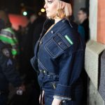 Bebe Rexha at the Marc Jacobs Fashion Show During New York Fashion Week in New York City 02/14/2018-4