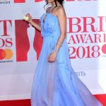Camila Cabello Attends the 2018 Brit Awards at the O2 Arena in London 02/21/2018-3