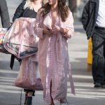 Chloe Bennet Leaves Jimmy Kimmel Live in LA 02/14/2018-4
