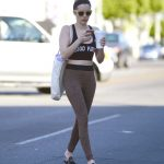 Emma Roberts Leaves a Dance Class in LA 02/22/2018-3