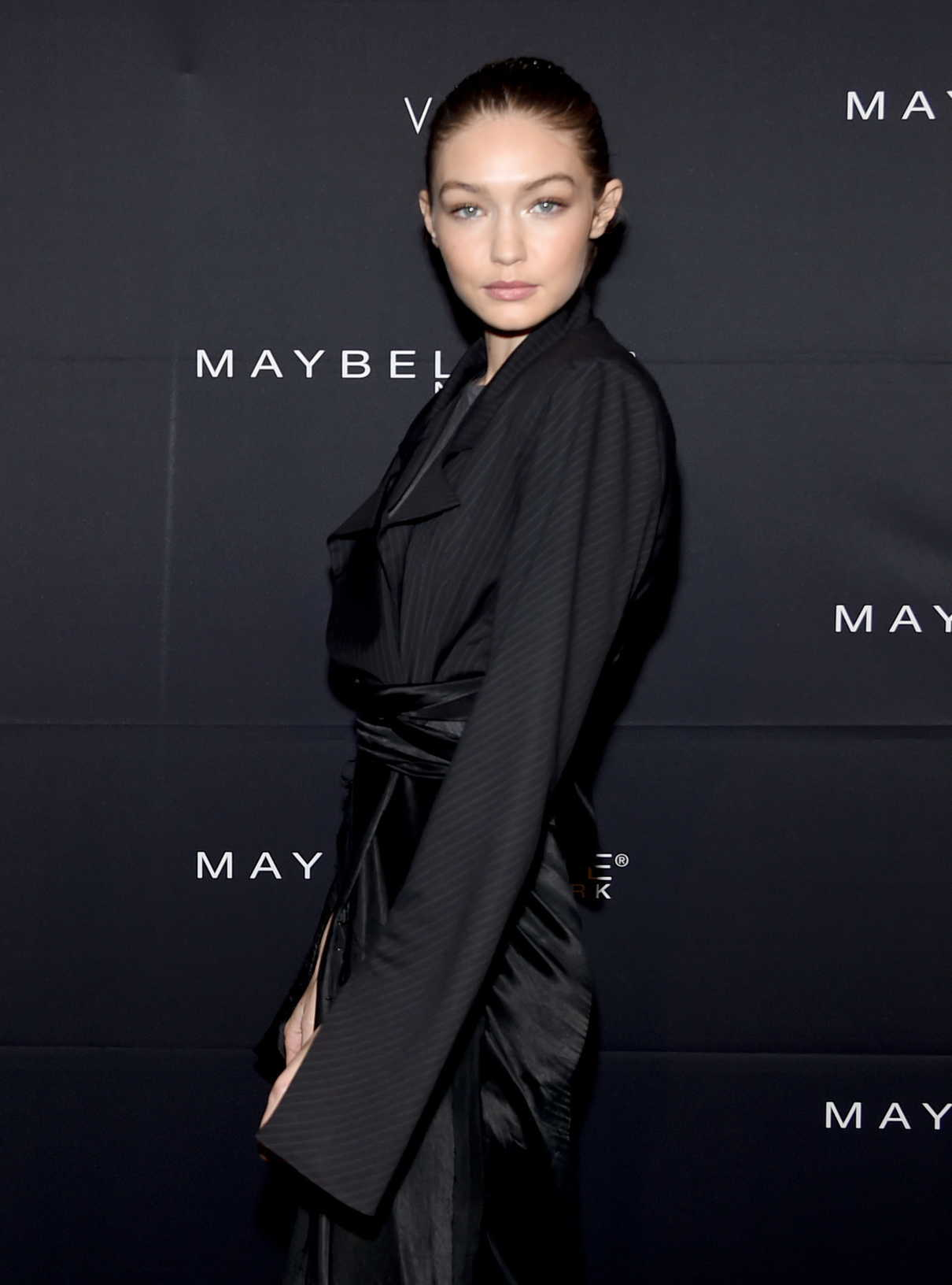 Gigi Hadid at the Maybelline New York x V Magazine Party During New York Fashion Week 02/11/2018-3