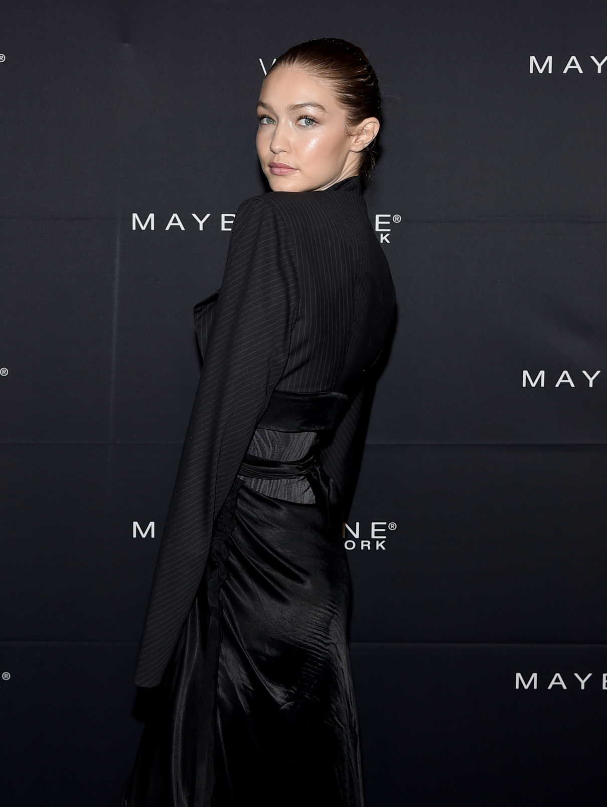 Gigi Hadid at the Maybelline New York x V Magazine Party During New York Fashion Week 02/11/2018-4
