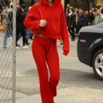 Gigi Hadid Heads Out to Louis Vuitton in New York City 02/17/2018-3
