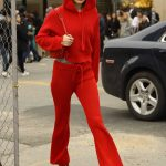 Gigi Hadid Heads Out to Louis Vuitton in New York City 02/17/2018-5