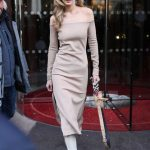 Gigi Hadid Leaves Le Royal Monceau Raffles Hotel in Paris 02/27/2018-3