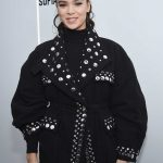 Hailee Steinfeld at The Minefield Girl Audio Visual Book Launch at Lightbox in NYC 01/31/2018-3